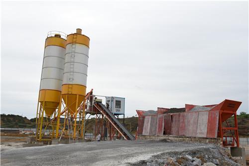 南宁自动混凝土搅拌站_南宁哪里有卖质量好的混凝土搅拌站