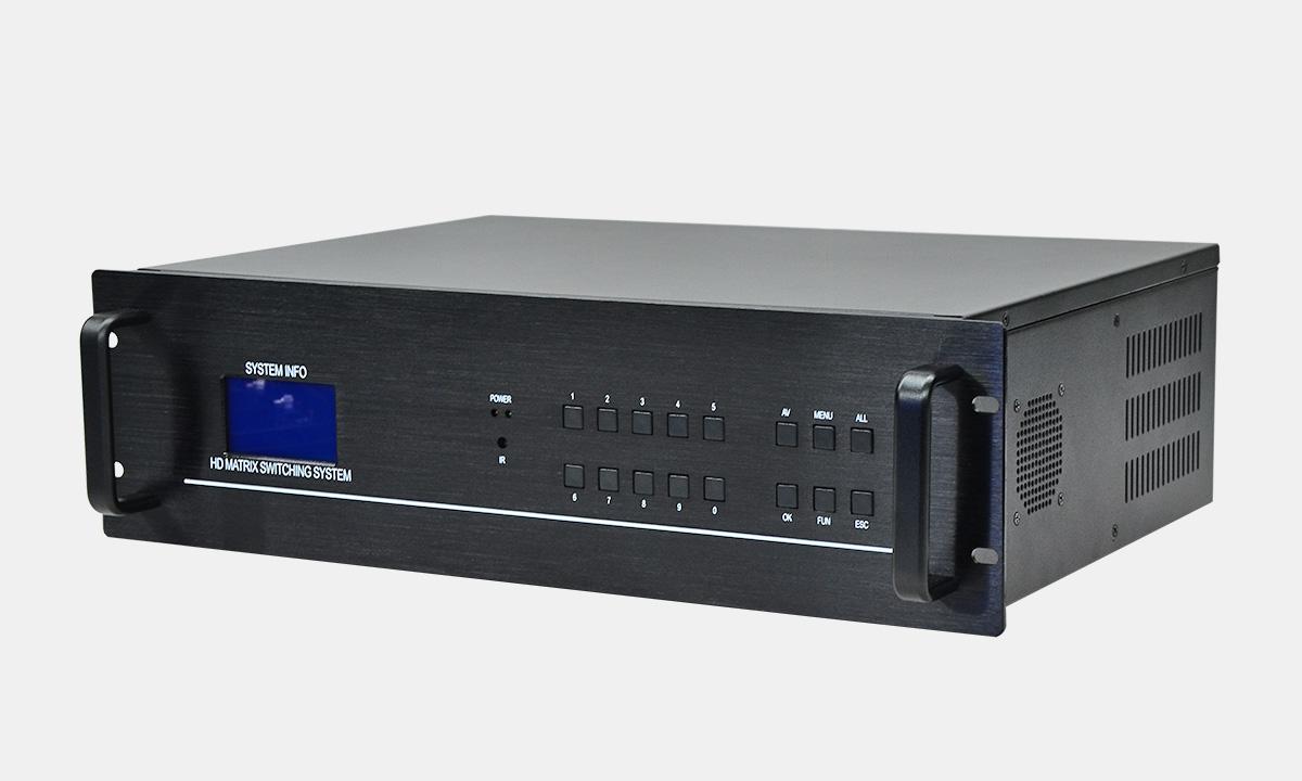 要买优惠的16进16出DVI矩阵就到盛显科技|物超所值的DVI矩阵切换器