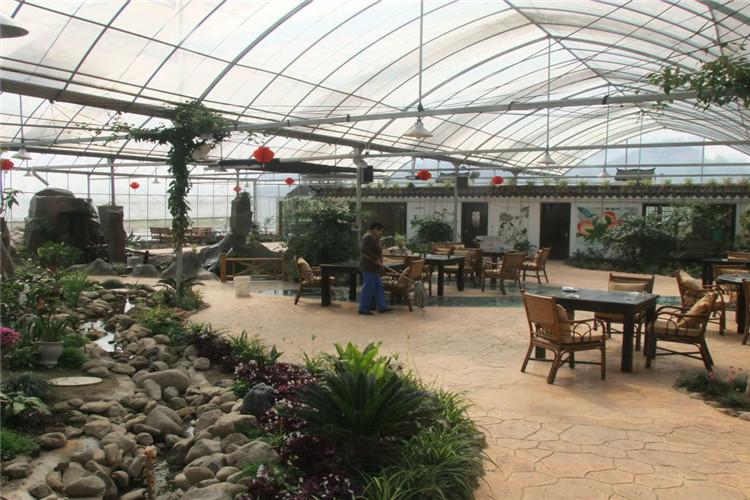玻璃温室当选万红温室园艺工程公司——玻璃温室大棚价格