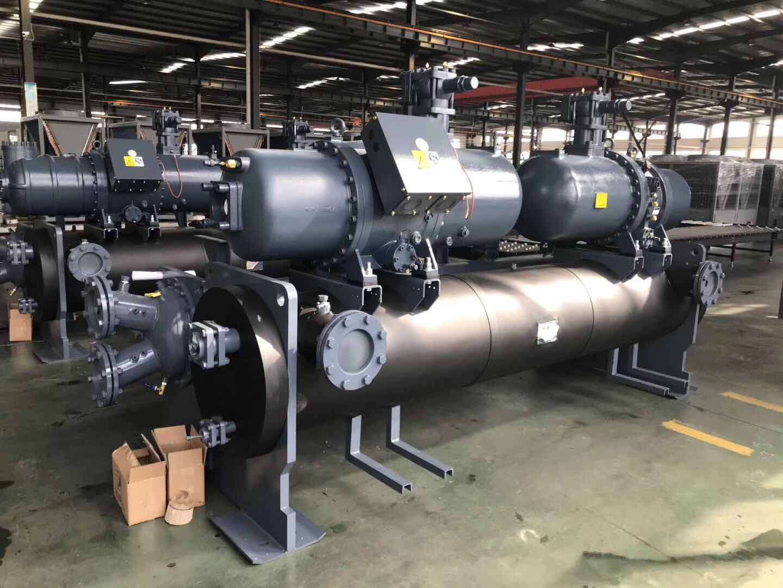 白银地源热泵一体机广泛应用的原因