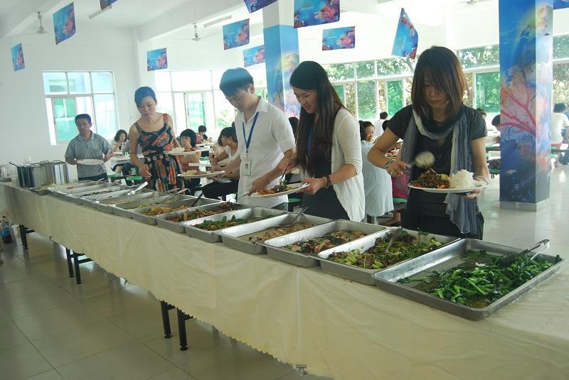 深圳哪里有提供企业食堂承包-饭堂承包服务商