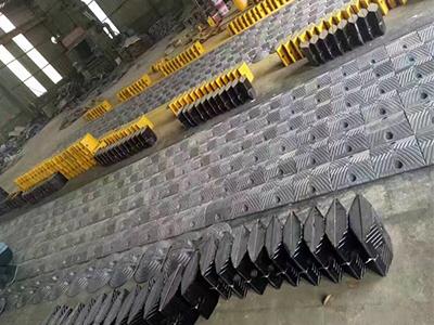 减速带厂商-河南不错的铸钢减速带销售