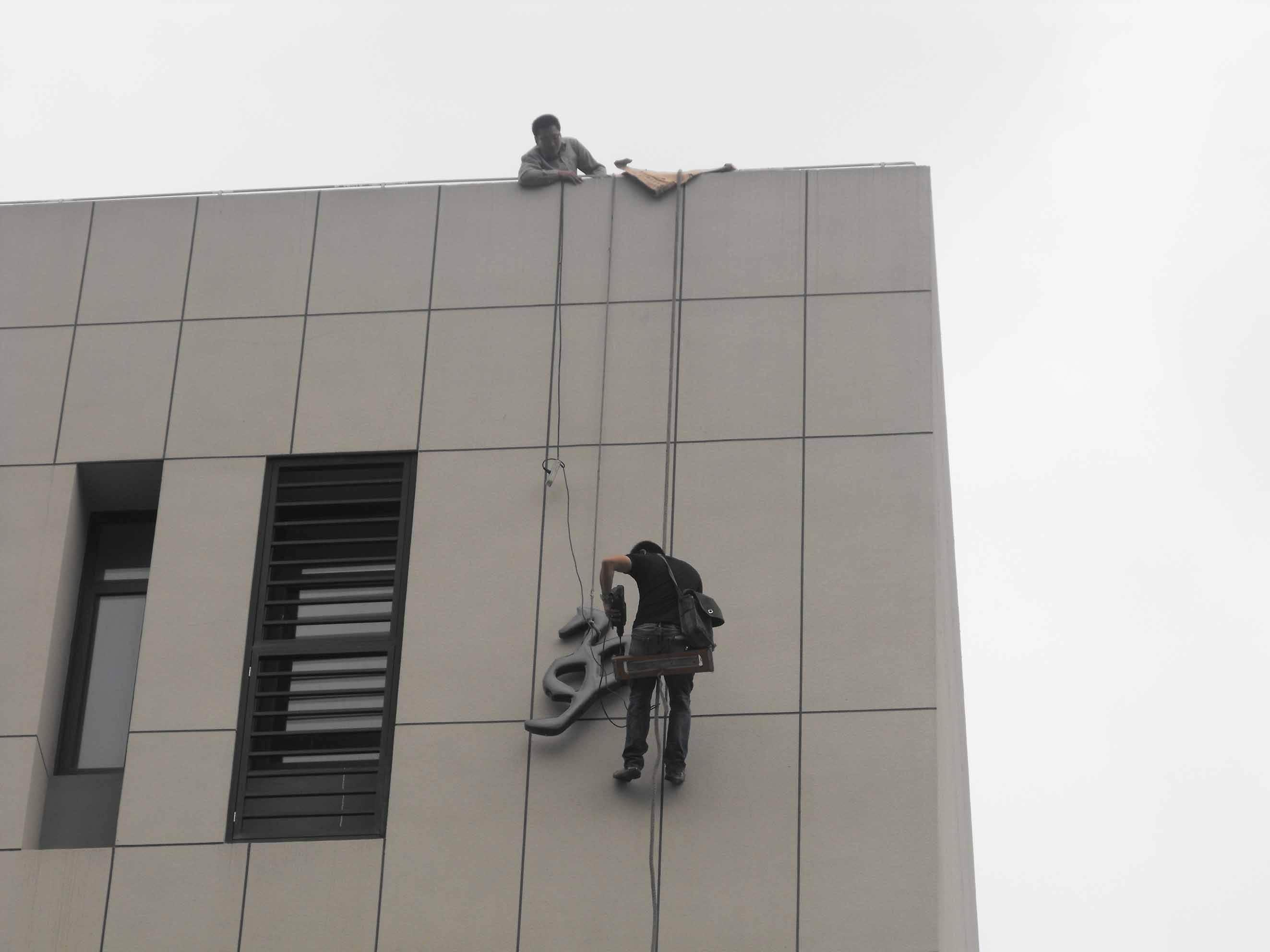 高空安装拆卸-西安施清建筑专业团队,经验丰富.