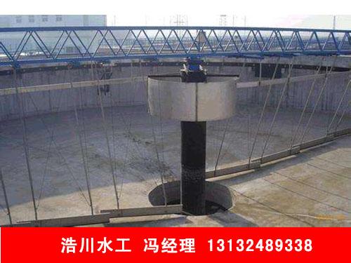 浩川水工供应厂家直销的刮泥机——刮泥机报价