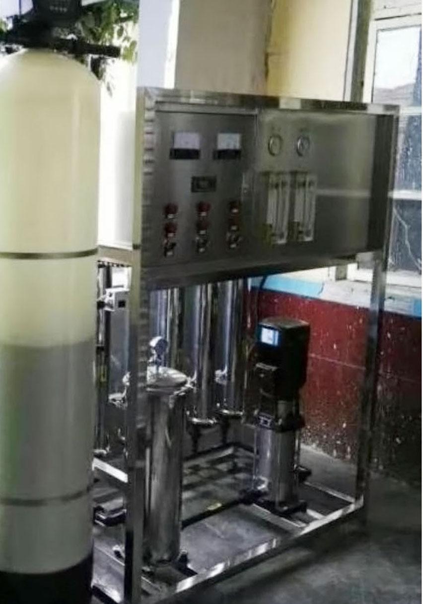 小型工厂纯水机 直饮水设备 除去水中重金属杂质净化水处理