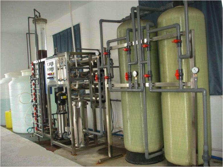 成套工业去离子纯水处理器 净化水处理设备 免费提供方案