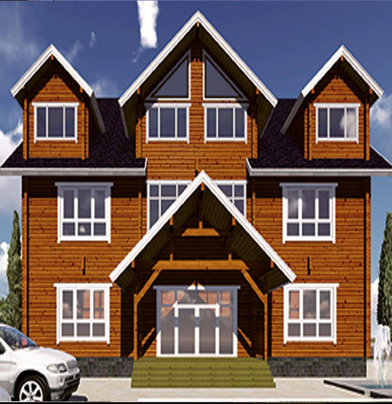 福建新品轻型木结构木屋批销,杏林移动岗亭