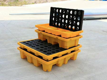 【兴丰塑胶】烟台塑料托盘  烟台塑料周转箱  烟台物流箱