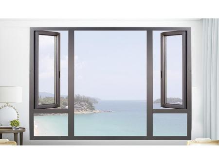 兰州铝合金门窗批量生产——甘肃优质断桥铝合金门