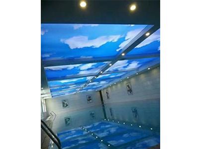 淮安游泳馆软膜厂家-南京地区品牌好的洗浴防水软膜吊顶