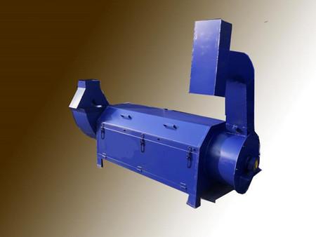 卧式脱水机振动筛低温等离子烟气净化设备泡沫造粒机