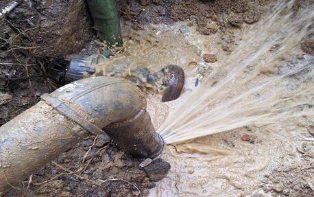 pc消防管道漏水维修施工