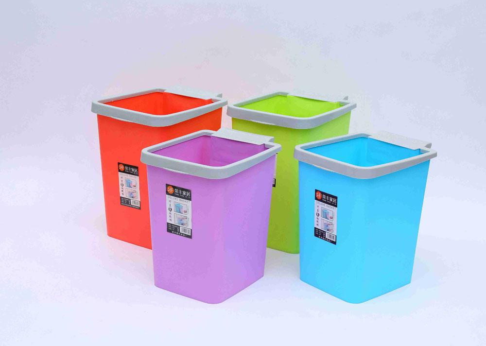 临沂家用塑料垃圾桶批发信息 临沂优惠的家用塑料垃圾桶要到哪买