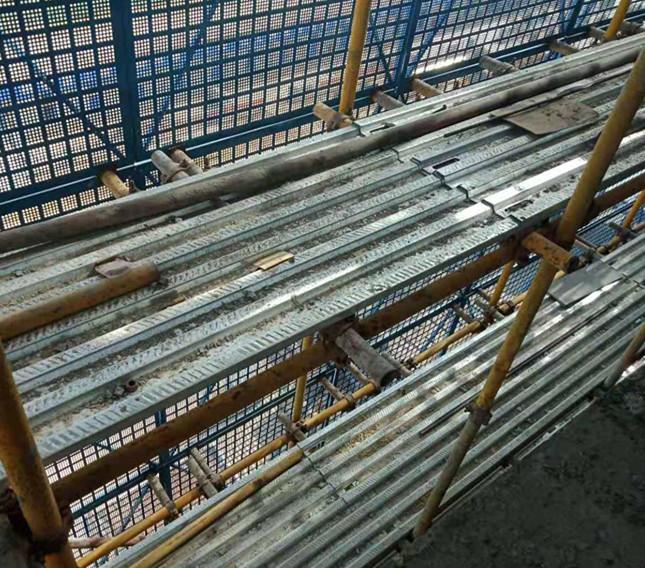 西安建筑钢踏板价格-西安钢踏板厂家