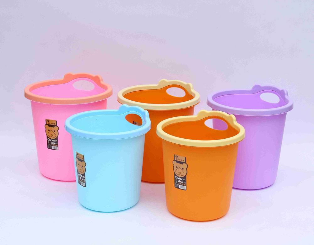 有实力的塑料垃圾桶厂家倾情推荐,大号垃圾桶家用厨房用塑料盆家用