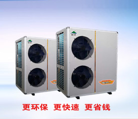 想买质量良好的空气能热泵,就来艾可丽环保――空气源热泵厂家
