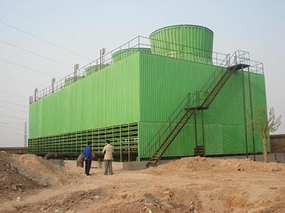 新型玻璃钢冷却塔尺寸_上哪购置新型玻璃钢冷却塔