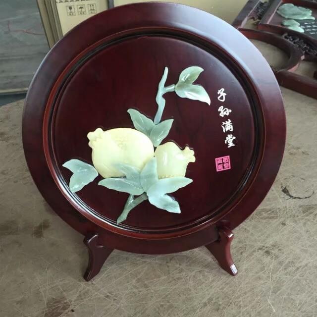 玉石壁画厂家-辽宁的玉石壁画供应