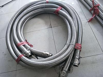卫生级金属软管