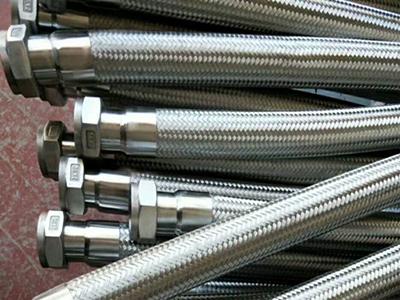 酒厂专用食品金属软管