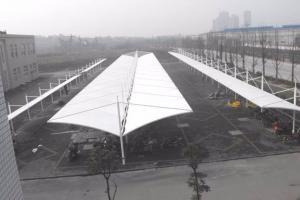 淮南自行车棚厂家-哪里有提供自行车棚