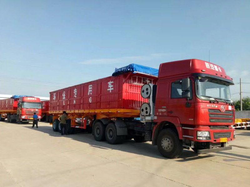自卸车环保盖制造商-手拉手机械提供有品质的自卸车环保盖
