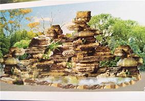 辽宁假山-辽阳东利亚搏娱乐入口石提供的假山好不好