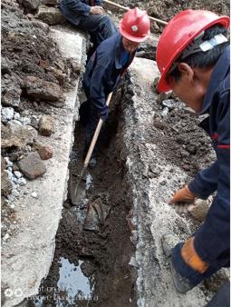 排水工程方案-想找經驗豐富的排水工程就找沈陽市堂亮給排水