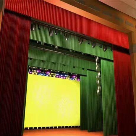 北京舞台幕布礼堂旗杆会议幕布礼堂幕布