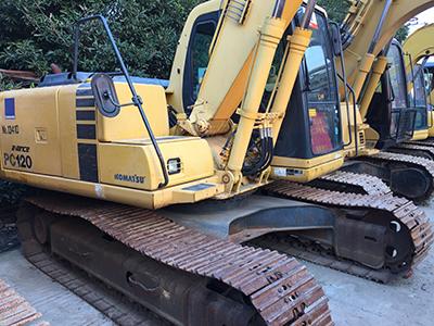二手小松120-6eo挖掘机|报价|价格|出售|转让|买卖