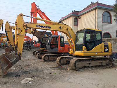 二手小松130-7挖掘机|报价|价格|出售|转让|买卖