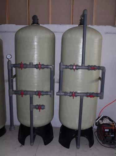 大型地下河水發黃腥味泥沙除鐵錳過濾器 沙碳濾水器 定制請聯系