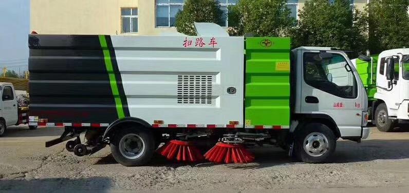 专业可靠的环境保护清扫车公司服务项目湖北龙剑汽车装备提供 清扫车