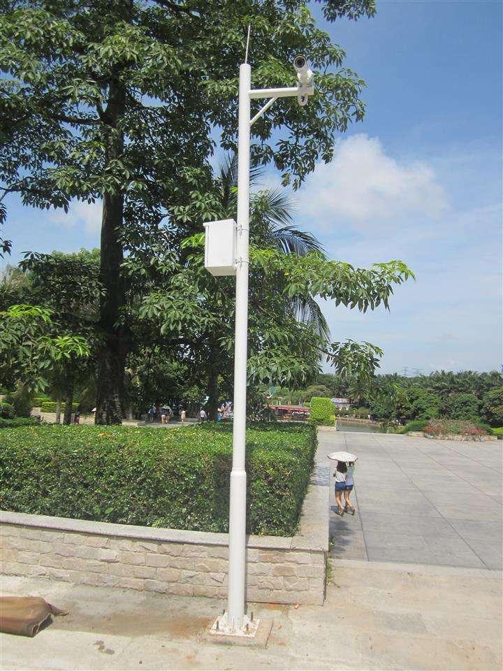 银川监控立杆厂家 大量供应高质量的监控立杆