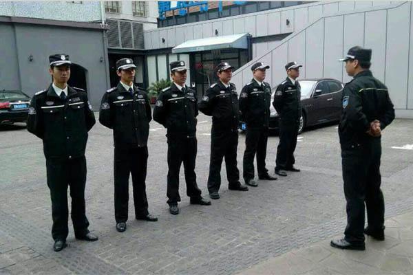 青海單位門衛哪家好-西寧銳盾保安有保障的青海門衛服務推薦