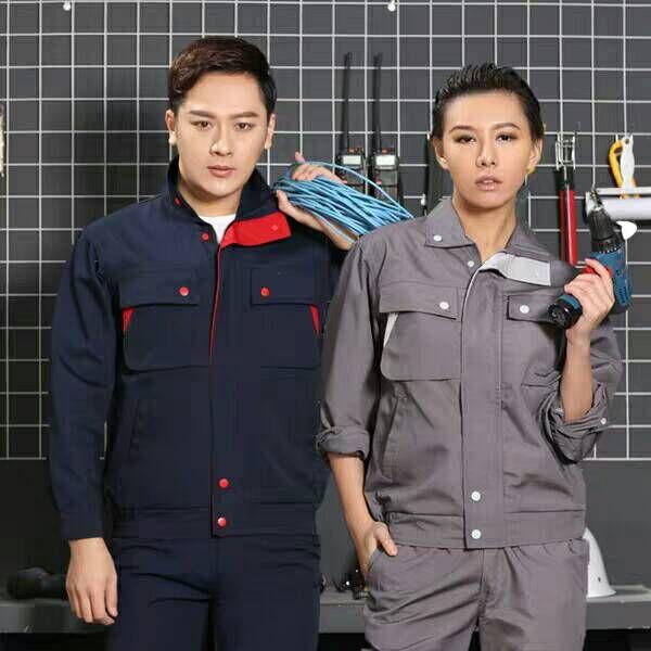 職業裝定制-價格優惠的工裝-洛陽服裝廠