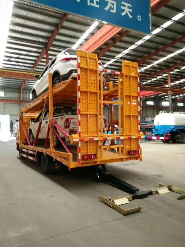 轎運車服務項目找湖北龍劍汽車裝備,轎運車多少錢