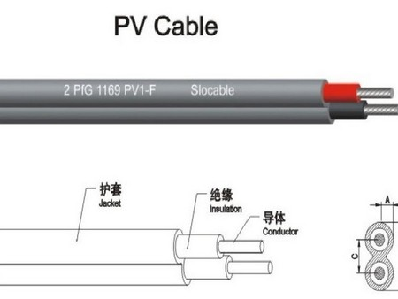 高质量的PV1-F光伏电缆市场价格-光伏电缆线怎么放置