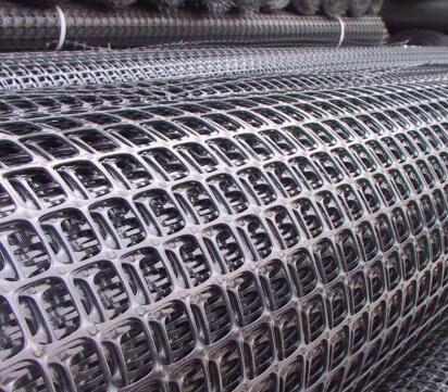 质价双优双向塑料土工格栅尽在山东朋程工程材料有限公司
