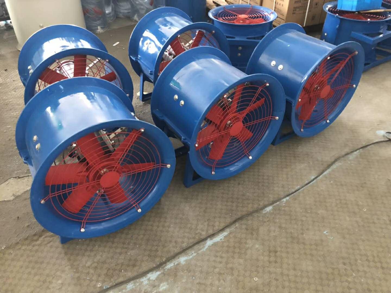防腐防爆玻璃钢轴流风机 FBT35-11通风机排风机抽风机