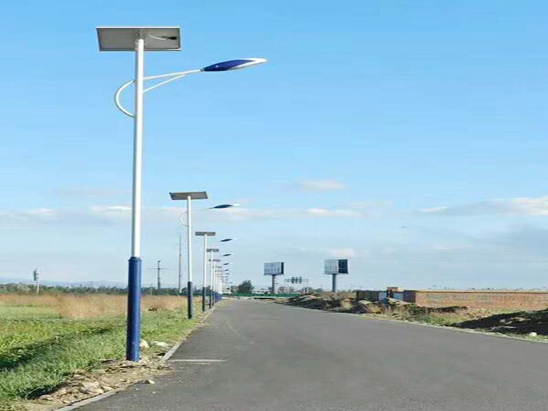 蘭州太陽能路燈 哪兒能買到優良的太陽能路燈呢