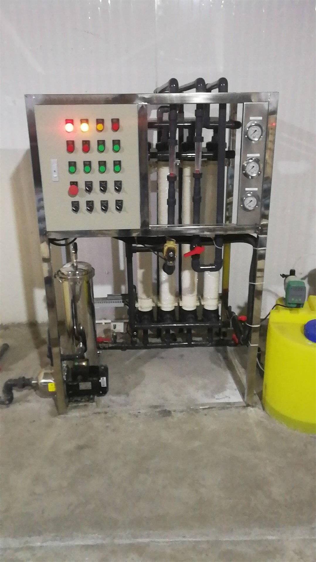 小型工厂废水处理系统 中水回用设备超滤水处理系统 欢迎咨询