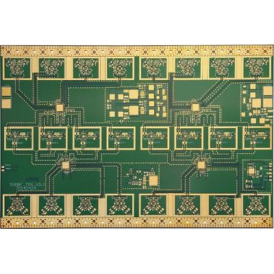 廠家直銷的厚金模組線路板_想買新款厚金模組線路板就來華嚴精密