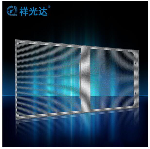 LED透明屏的市场优势