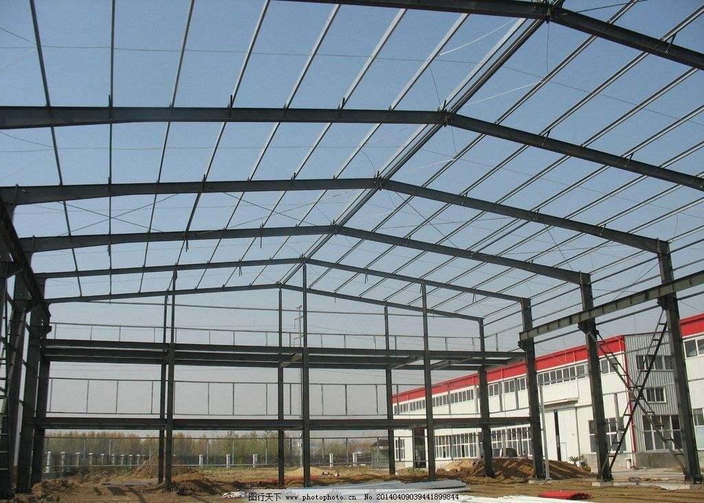 钢结构建造找南京绿野建设集团 钢结构如何