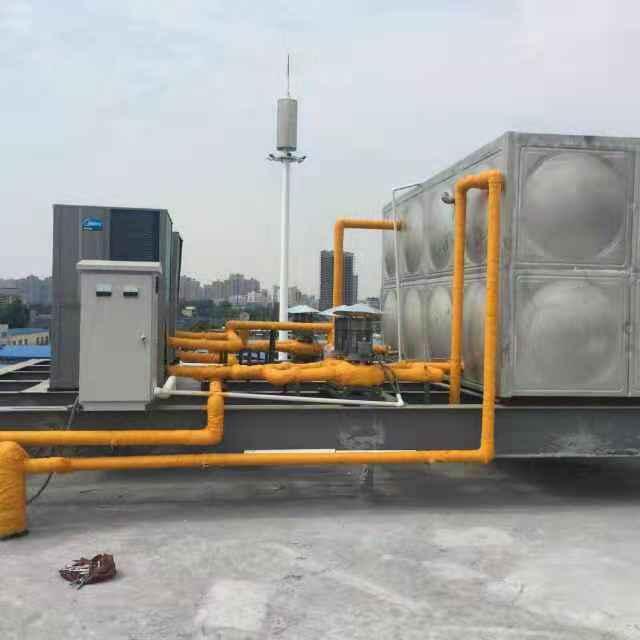 冬季空气能热水常见问题处理