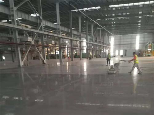 西安水泥地面固化处理多少钱-水泥固化当选蔓博地坪
