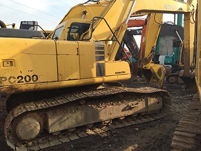 二手小松200-6挖掘机|报价|价格|出售|转让|买卖