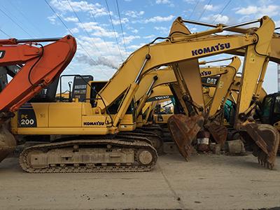 二手小松200-8挖掘机|报价|价格|出售|转让|买卖