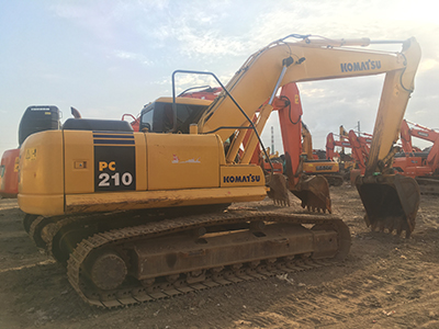 二手小松210-7挖掘机|报价|价格|出售|转让|买卖